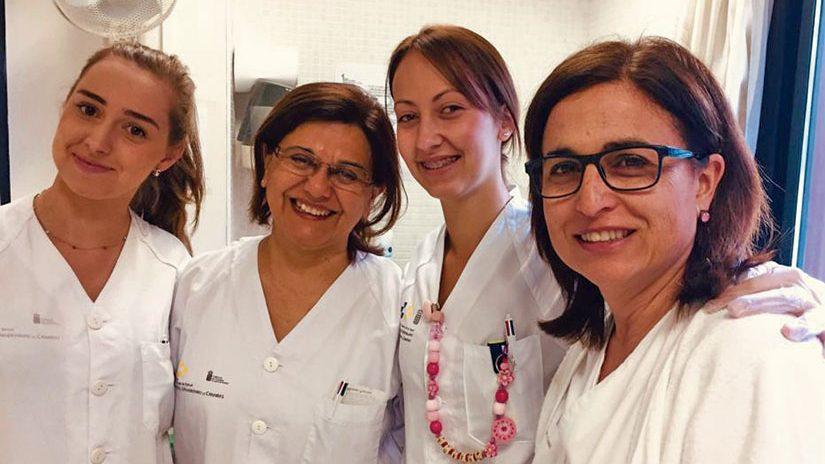 La sanidad, un escenario para dar esperanza Élida Lucero · Enfermera