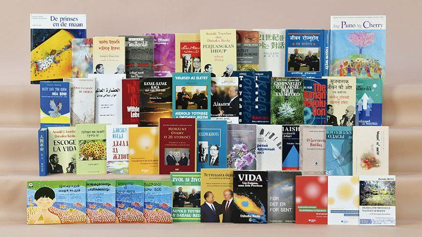 Actualidad editorial Ediciones en cincuenta lenguas · Cuadernos del Instituto Ikeda