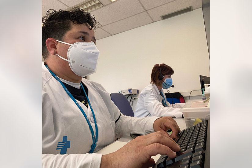 La respuesta a la pandemia como motor de transformación personal Elisa Lein · Referente COVID escolar